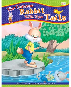 The Curious Rabbit With The Two Tails - English