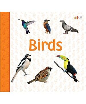 Birds Book - English