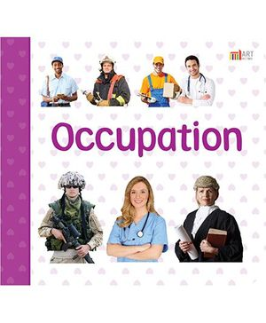 Occupation Book - English