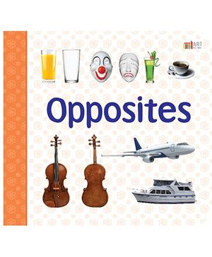 Opposite Book - English