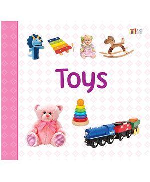Toys Book - English