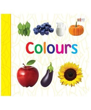 Colors Book - English