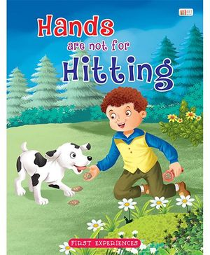 Hands Are Not For Hitting - English
