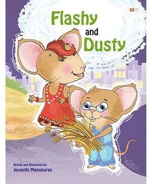 Flashy And Dusty - English
