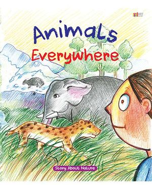 Animals Everywhere - English