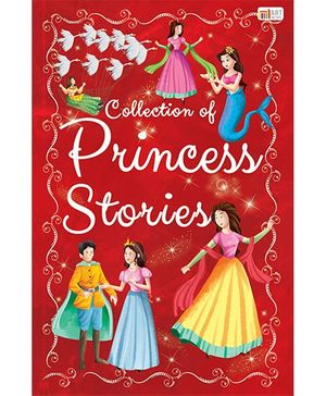 Collection of Princess Stories - English