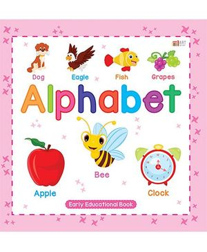 Alphabet Book - English