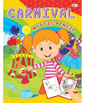 Carnival Drawing Book - English