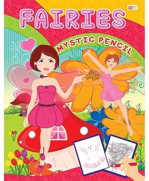 Fairies Drawing Book - English