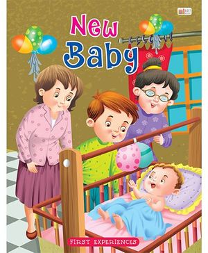 New Baby Story Book - English