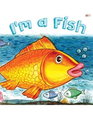 I Am A Fish - English