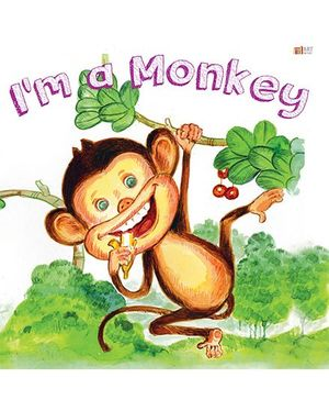 I Am A Monkey - English