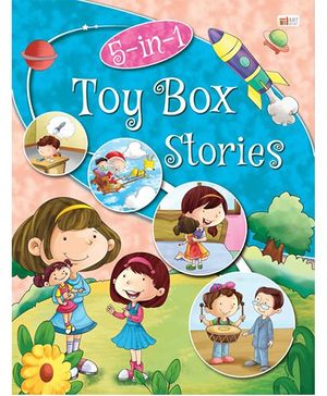 Toy Box Stories - English