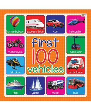 First 100 Vehicles - English