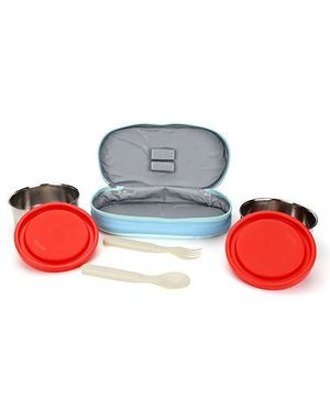 Cello Homeware Get Eat Lunch Pack - Red