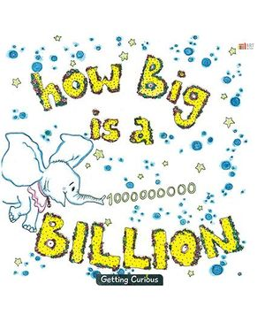 How Big Is A Billion - English
