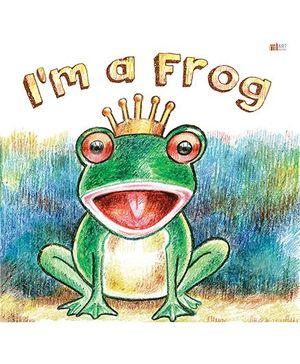 I Am A Frog - English