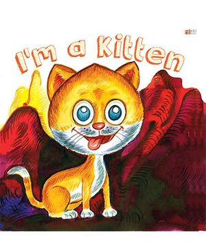 I Am A Kitten - English