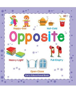 Opposite Book - English