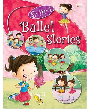 Ballet Stories - English