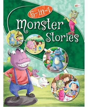 Monster Stories - English