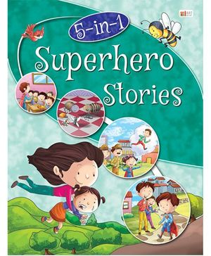 Superhero Stories - English