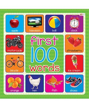 First 100 Words - English