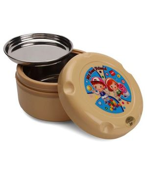 Cello Homeware Insulated Hot Pot Lunch Box Big - Beige