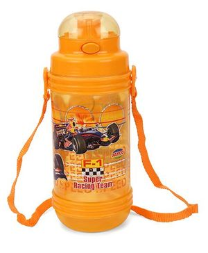 Jayco Sipper Water Bottle Orange - 900 ml