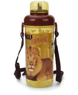 Jayco Sipper Water Bottle Yellow - 500 ml