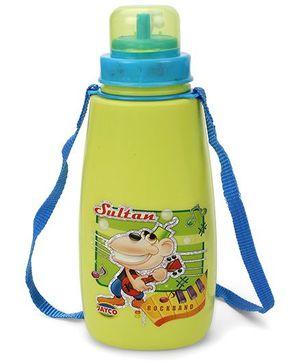 Jayco Sipper Water Bottle Green - 750 ml