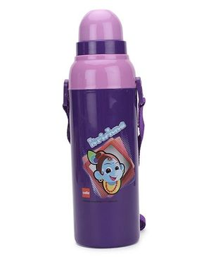 Cello Homeware Cool Wiz Sipper Krishna Print Water Bottle - 600 ml