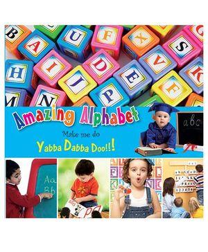 Amazing Alphabets - English