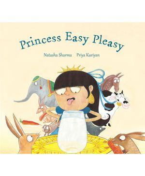 Princess Easy Pleasy - English