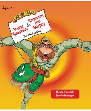 Young Hanuman & Hanuman the Mighty - English