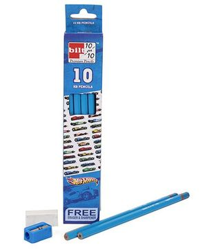 Bilt 10 On 10 Premium HB Pencils - 10 Pieces