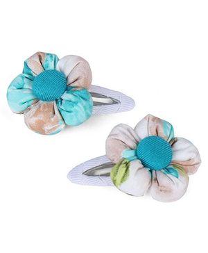De Berry Flower Tic Tac - Turquoise