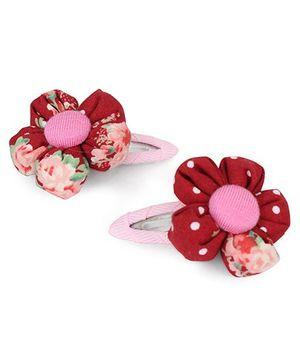 De Berry Flower Tic Tac - Maroon