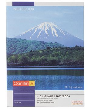 Camlin A5 Notebook Hard Design - 168 Pages