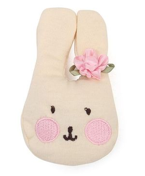 Nena Rabbit Face Hair Clip - Pink