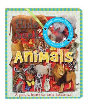 Shree Hide & Seek Animals - English