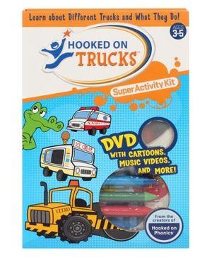 Hooked On Trucks