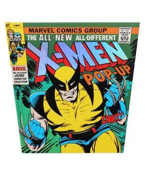 Shree - X-Men Pop Up Book