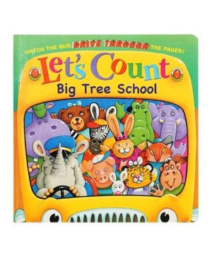 Amazing counting book