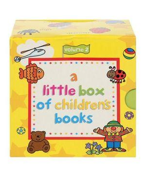 A Little Box Of Children's Book - English