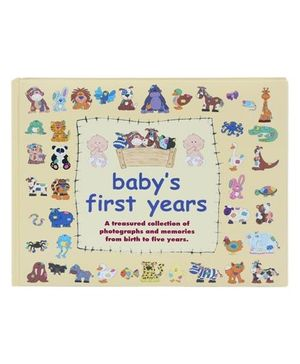 Shree - Baby's First Years
