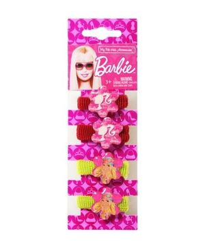 Barbie Rubber Bands