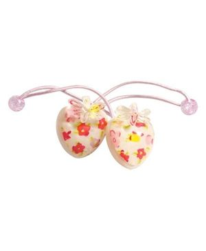 Hair Rubber Band - Strawberry Shape