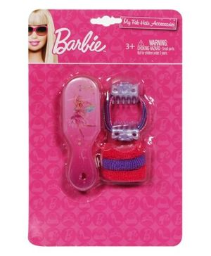 Barbie My Fab Hair Accessories