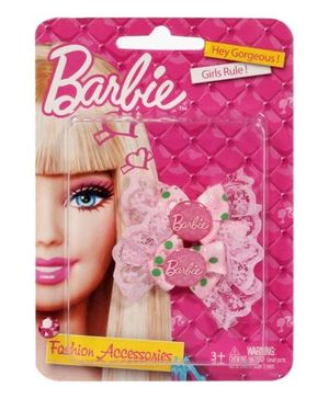 Barbie - Hair clip Bow